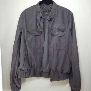 Levi Strauss cotton front pockets jacket